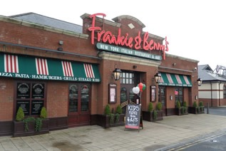 Frankie and Benny's Coatbridge