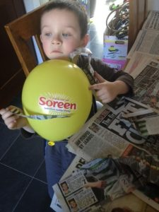 Soreen Balloon