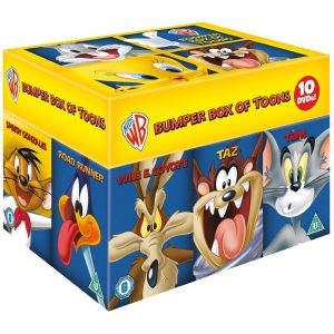 Bumper Box of Toons