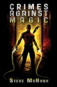 Crimes Against Magic Book Cover