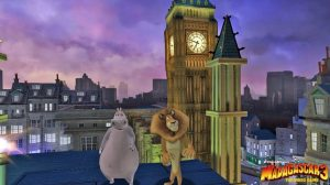 Madagascar 3 London