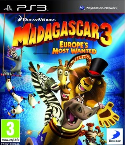 Madagascar 3 Video Game