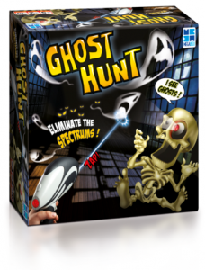 Ghost Hunt Box