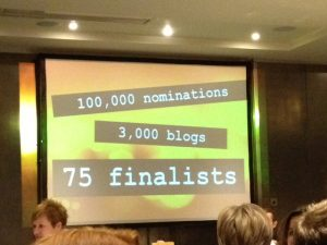Blog Nominations