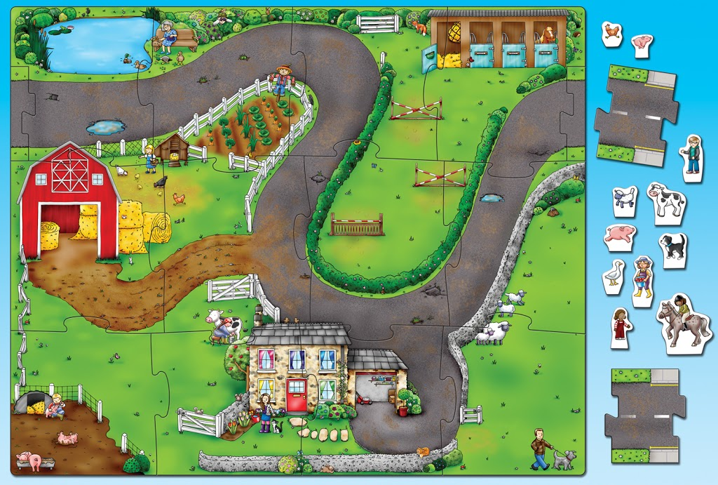 Review orchard toys on the farm orchard toys on the farm gumiabroncs Image collections