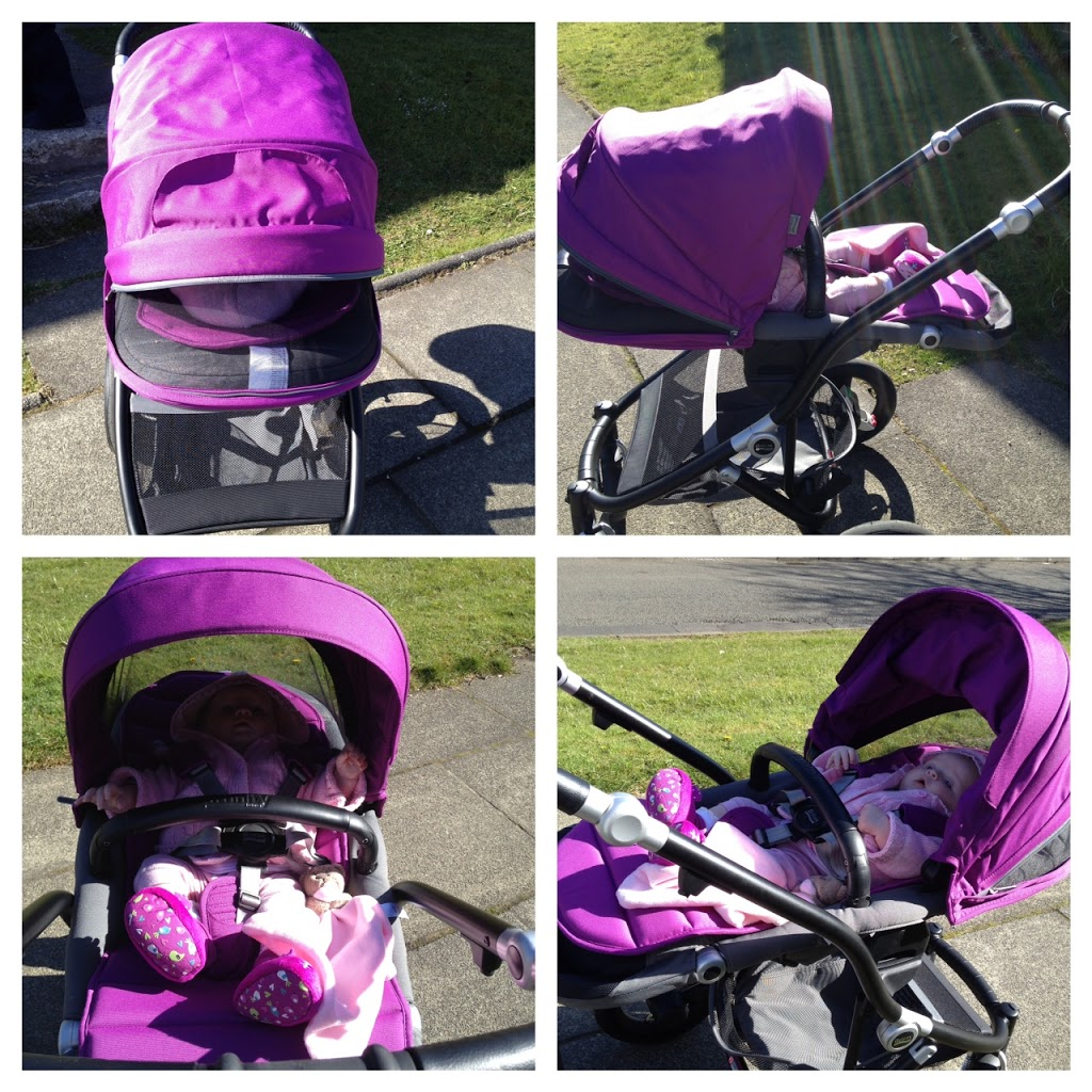 Review Britax Affinity As A Full Travel System