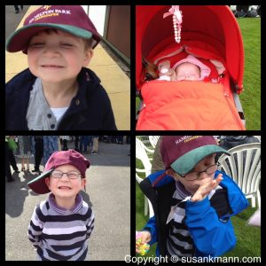 Hamilton Park Racecourse Family Fun Day
