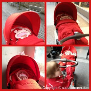 Stokke Xplory Out and About