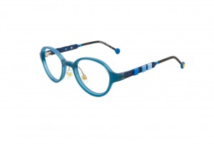 Blue Kids Glasses