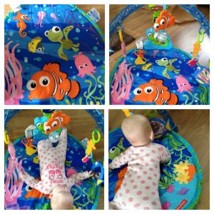 Fisher Price Finding Nemo Play Gym