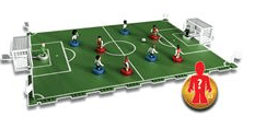Sports Stars Football Pitch Series 2