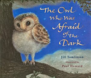 The Owl Who is Afraid of the Dark