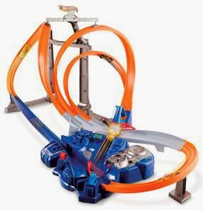 Hot Wheels Triple Track