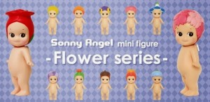 Sonny Angel Flower Collection