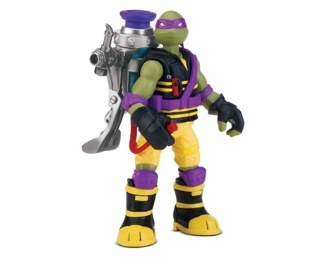 Mutagen Ooze Don Figure