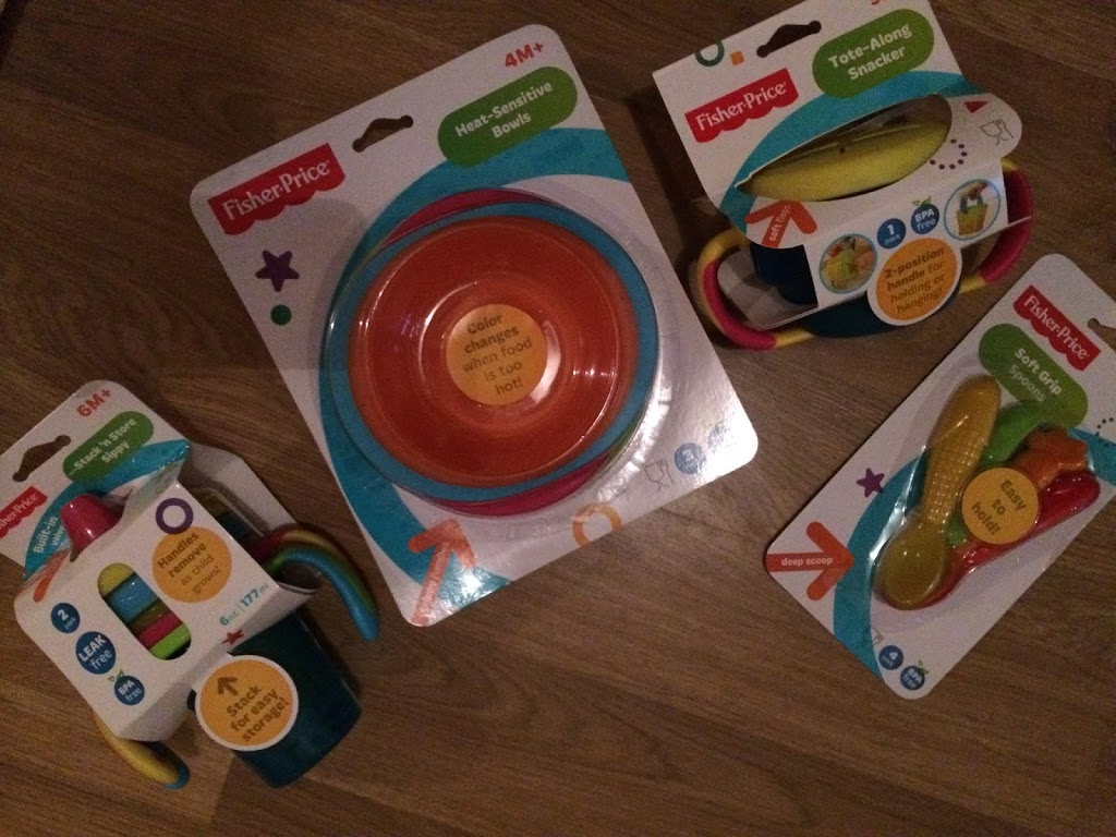 Fisher Price Feeding Range