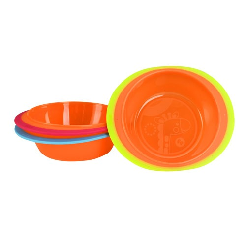 Heat Sensitive Bowls