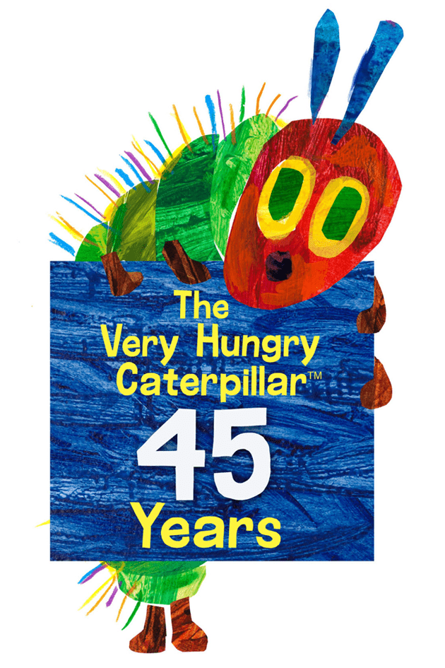 45 Years Hungry Caterpillar