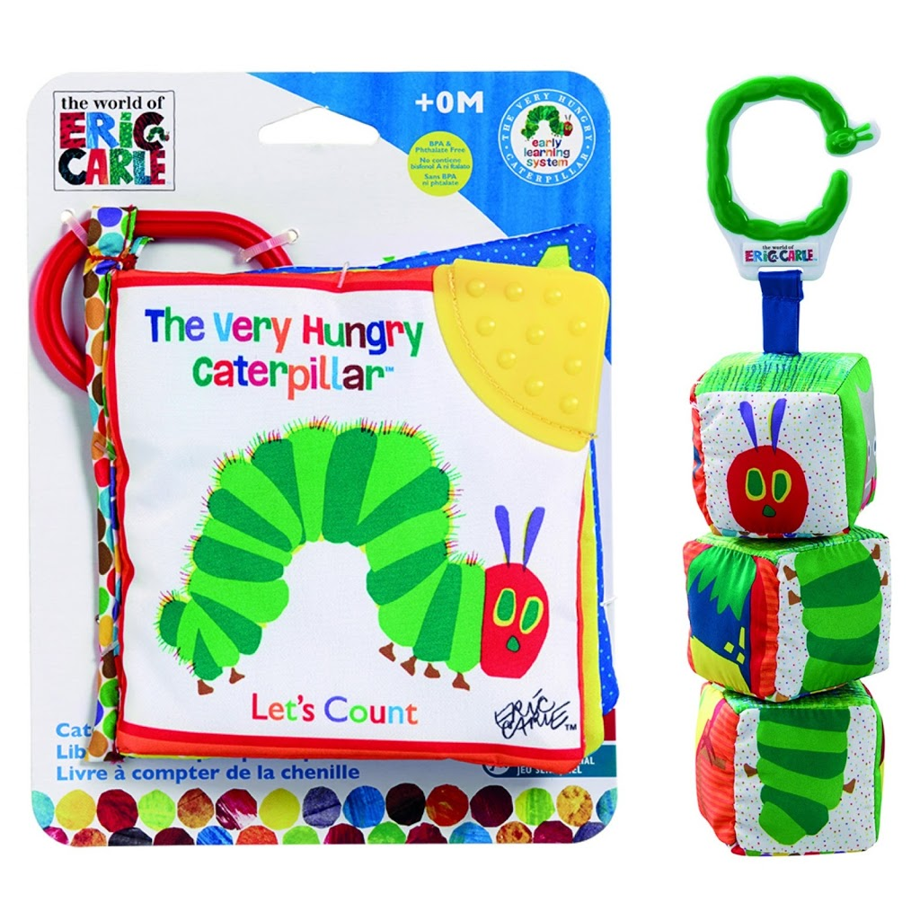 The Very Hungry Caterpillar Competition