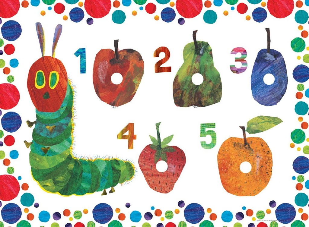 The Very Hungry Caterpillar 45th Anniversary Giveaway Vhc45