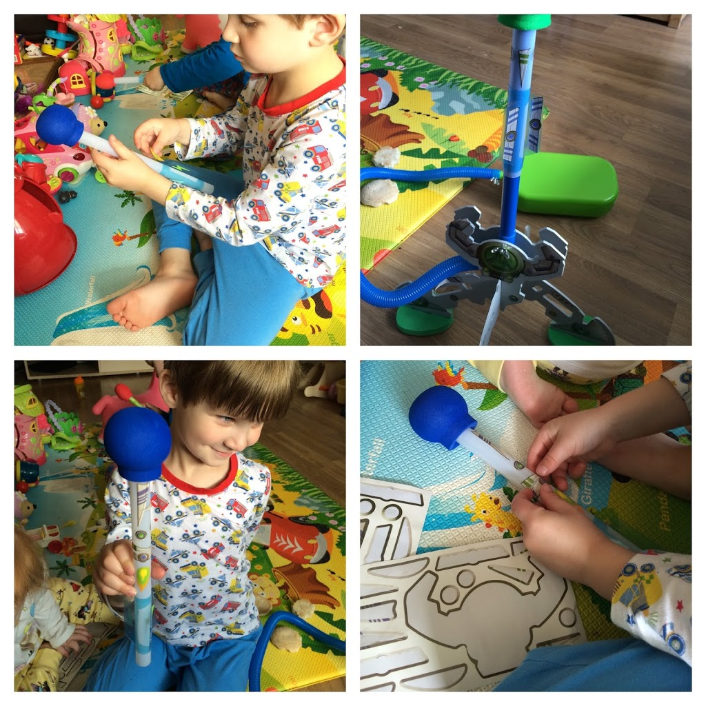 Rocket Making