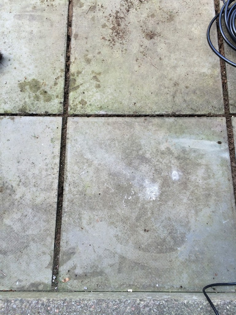 Grubby Patio