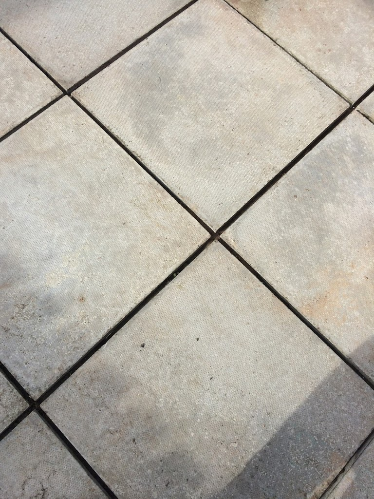 Clean Patio