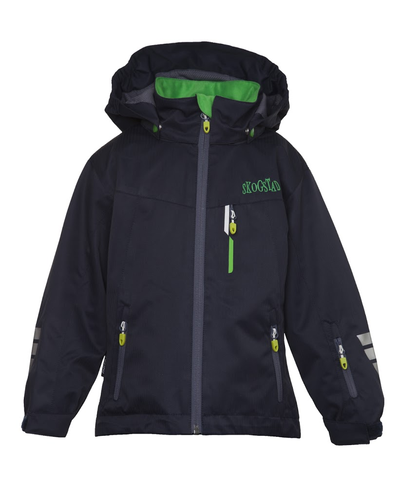 Skogstad Zuv Boy's 2-layer jacket