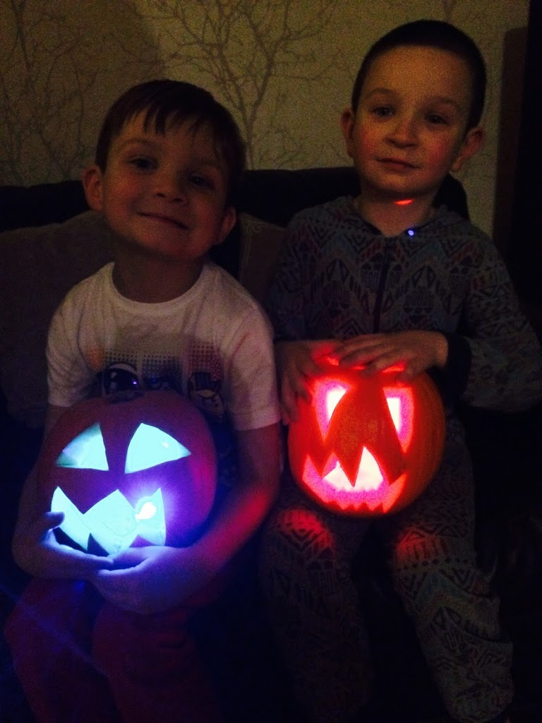 Light - Pumpkins