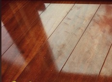 Floor Before