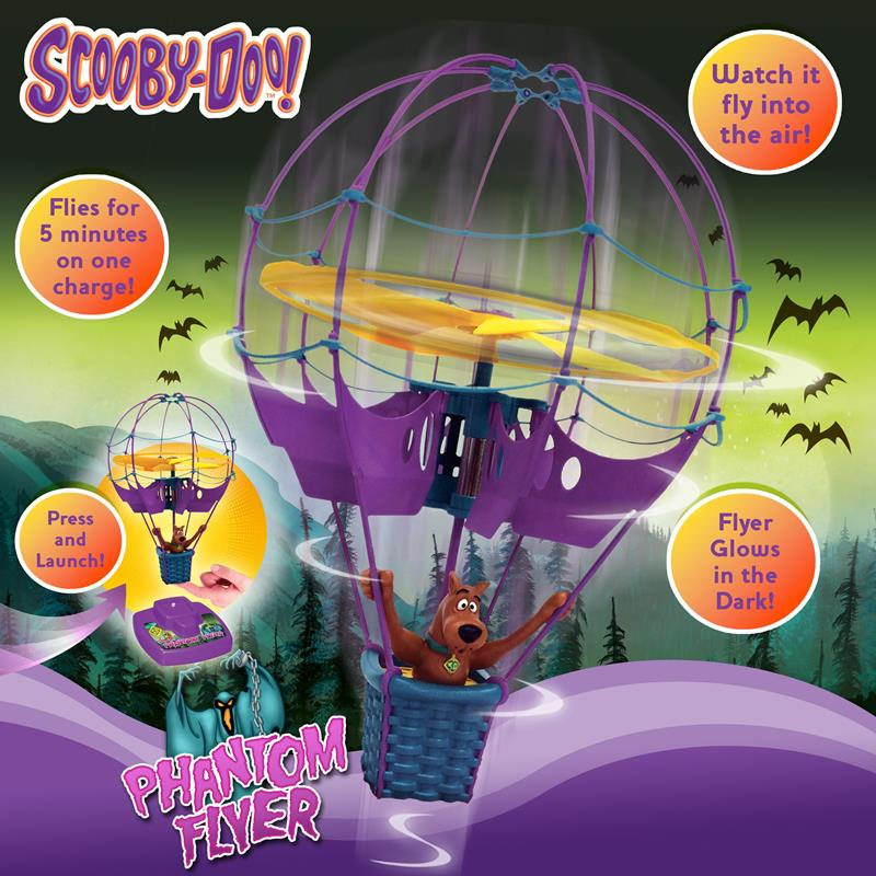 Review - Scooby-Doo Phantom Flyer