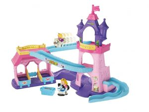 Fisher-Price Little People Disney Princes Klip Klop Palace