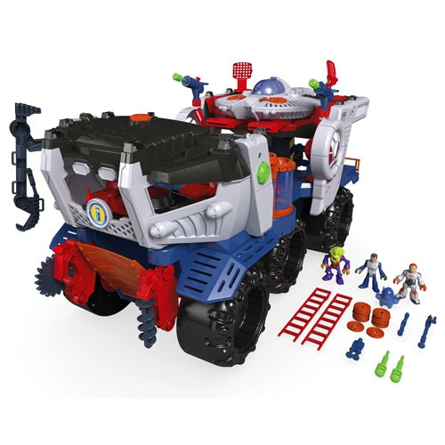 FP Imaginext Supernova Battlerover