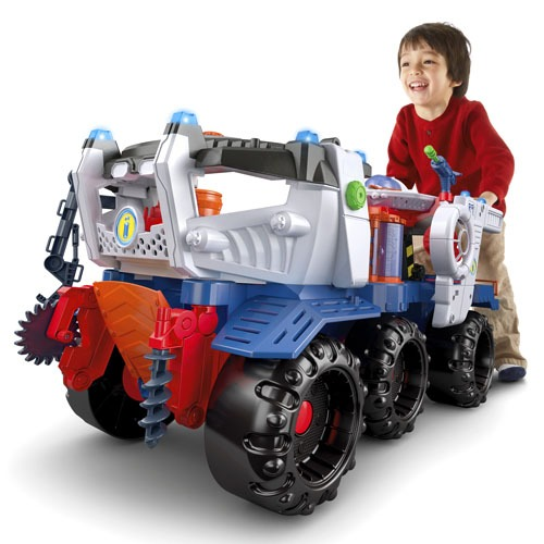 Fisher Price Imaginext Supernova Battlerover