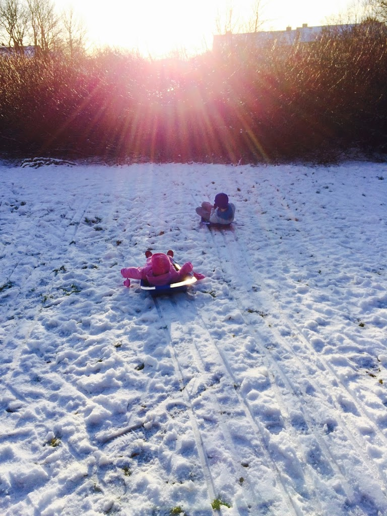 Cold - Sledging