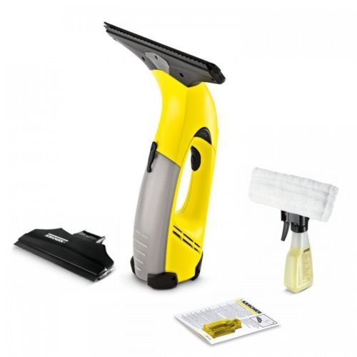 review karcher window vacuum extension and holster