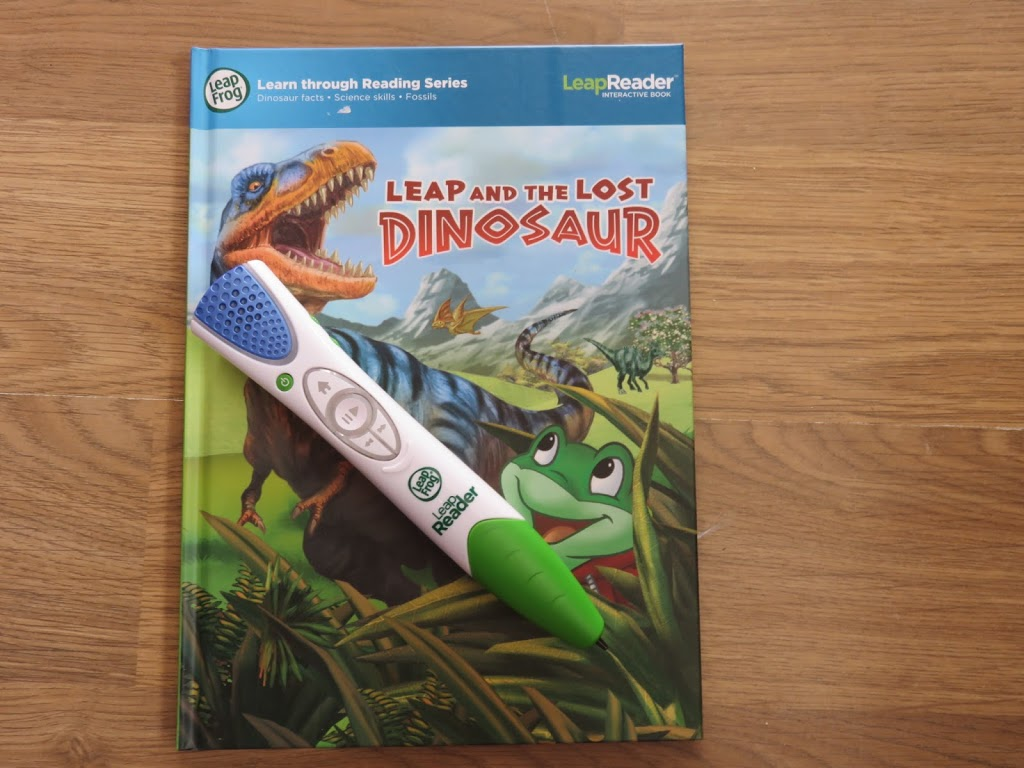Leap and the Lost Dinosaur